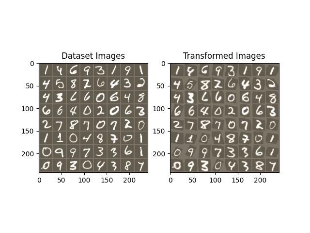 Spatial Transformer Networks Tutorial — PyTorch Tutorials